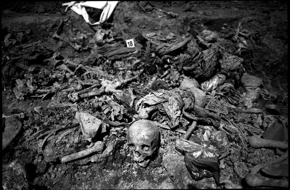 Srebrenica.