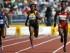 TORONTO (CANADÁ), 21/07/15.- Las atletas Kelly Ann Baptiste de Trinidad y Tobago (d), Schillonie Calvert de Jamaica (c), y Ángela Tenorio (i) de Ecuador participan en la la fase preliminar de la prueba de 100 metros hoy, martes 21 de julio, en los Juegos Panamericanos 2015, que se celebran en Toronto (Canadá). EFE/Orlando Barría