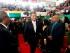 Paramaribo (Surinam), 12 agosto 2015.- El Presidente de la República, Rafael Correa, cumplió una breve agenda en Surinam. Asistió a la ceremonia de posesión de Desiré Delano Bouterse como Mandatario y también al desfile militar de las Fuerzas Armadas. La salida a Quito se realizó a las 17h00, aproximadamente. Foto: Miguel Romero / Presidencia de la República