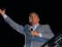 Quito, 19 Ago (Andes).- Ciudadanos se reunieron en la plaza de la independencia para manifestar su apoyo al gobierno, el presidente Correa se dirigió a la audiencia que lo recibió con algarabía. Fotografías: Carlos Rodríguez/Andes.