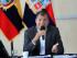 Latacunga (Cotopaxi), 25 agosto 2015.- El Presidente de la República, Rafael Correa, mantuvo un conversatorio con medios de comunicación locales, en Latacunga. Foto: Carlos Silva / Presidencia de la República