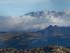 Vista del volcán Cotopaxi el lunes 17 de agosto de 2015, desde Quito. EFE/José Jácome
