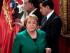 En fotografía del 11 de mayo de 2015 se ve a la presidenta de Chile, Michelle Bachelet en la ceremonia en la que presentó a los nuevos integrantes de su gabinete. Una encuesta difundida el lunes 3 de agosto de 2015 indica que la mandataria tiene el nivel de aprobación más bajo desde que llegó al cargo. (Foto AP/Luis Hidalgo, archivo)