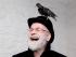 Terry Pratchett, escritor británico. Foto de atravesdeotroespejo.blogspot.com