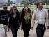 ECUADOR - QUITO - 2015/08/08 - El colectivo Yasunidos presentó una denuncia ante la Fiscalía General del Estado para que se aclare la actuación de la SENAIN y otros organismos del estado en actos de supuesto espionaje.  FOTOS API / JUAN CEVALLOS.