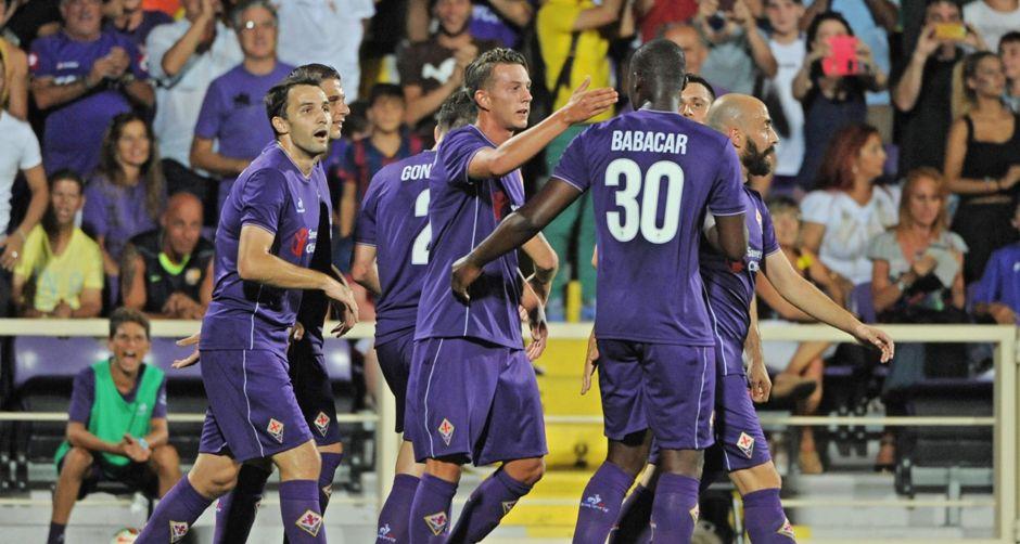 Fiorentina-Barcelona
