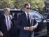 Foto de archivo. El quarterback Tom Brady, de los Patriots de Nueva Inglaterra, llega a una corte federal en Nueva York, el miércoles 12 de agosto de 2015, donde él y el comisionado de la NFL Roger Goodell se presentaron en una audiencia ante el juez sobre la controversia de balones desinflados del juego por el título de la Conferencia Americana de la temporada pasada. (AP Photo/Mary Altaffer).