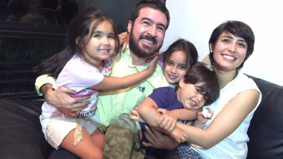 Fotografía del dirigente opositor venezolano Daniel Ceballos, en su casa, la noche del 11 de agosto de 2015, dufundida por la web Actualidad Venezuela.