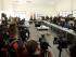 Latacunga (Cotopaxi), 25 agosto 2015.- El Presidente de la República, Rafael Correa, presidió la reunión con el Comité de Operaciones Especiales, (COE), en Latacunga. Foto: Eduardo Santillán / Presidencia de la República