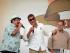 El Presidente de la República, Rafael Correa, llegó a Manta para elegir al ganador del Campeonato Mundial del Encebollado; el evento se realizó en la playa El Murciélago y reunió a miles de ciudadanos. También asistió la ministra de Turismo, Sandra Naranjo. Foto: Carlos Silva / Presidencia de la República