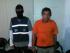 Detenido en Manabí. Foto: Ministerio del Interior