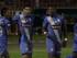 CUENCA 16 DE AGOSTO DEL 2015 D.Cuenca perdió 1 a 0 con Emelec en el estadio Alejandro Serrano Aguilar. Foto API/BORIS ROMOLEROUX.