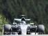 El alemán de la escudería Mercedes de Fórmula Uno, Nico Rosberg, pilota su monoplaza durante la segunda sesión de entrenamientos libres del Gran Premio de Bélgica que se disputa en el ciurcuito de Spa-Francorchamps, Bélgica, el 21 de agosto del 2015. EFE/Olivier Hoslet.