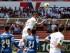 Foto de archivo. QUITO 02 de AGOSTO 2015, En el estadio Casa Blanca Liga de Quito recibe al Emelec. FOTO API/JAVIER CAZAR.