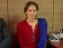 Manuela Picq, en la audiencia de deportación, el 18 de agosto de 2015. API/Juan Cevallos