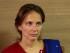Manuela Picq, periodista brasileña, en la audiencia de depoertación del lunes 18 de agosto de 2015. API / JUAN CEVALLOS.
