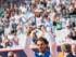 Hamburgo (Alemania), 02 de / 08 / 2015.- Rafael Nadal de España posa con su trofeo después de ganar el partido final contra Fabio Fognini de Italia en el torneo de tenis ATP de Hamburgo, Alemania, 02 de agosto de 2015. (Tenis, Alemania, Italia , España, Hamburgo) EFE / EPA / Daniel Reinhardt