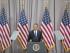 El presidente estadounidense Barack Obama durante su intervención en la visita a la Escuela Universitaria Americana en Washington, Estados Unidos, el miércoles 5 de agosto de 2015. Foto: EFE/Michael Reynolds