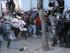 Protestas en Quito el jueves 13 de agosto de 2015. Foto: API