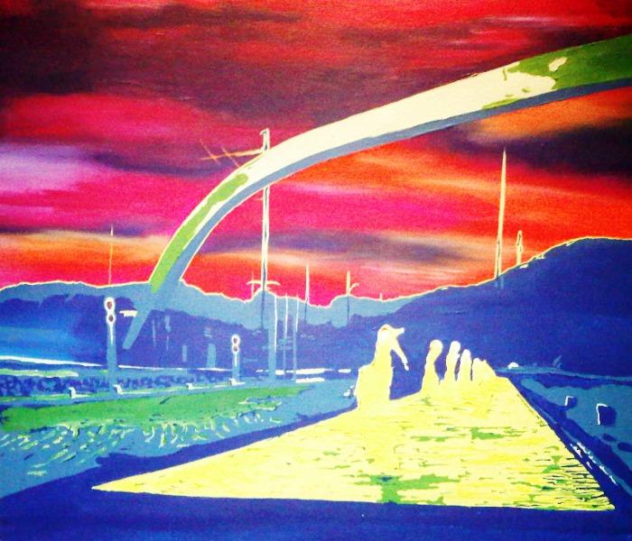 puente urdesa artista