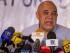 Jesús Torrealba, secretario general de la Mesa de la Unidad Democratica (MUD), el viernes 5 de junio de 2015, en Caracas (Venezuela). EFE/MIGUEL GUTIÉRREZ