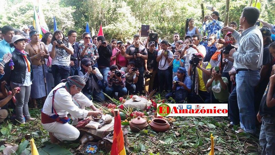 Foto del diario virtual El Amazónico.