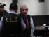 Otto Pérez Molina, que renunció hoy a la Presidencia de Guatemala para someterse a la Justicia por denuncias de corrupción y cuya prisión provisional ordenó este jueves un juez, es llevado por policías al cuartel de Matamoros hoy, jueves 3 de septiembre de 2015, en Ciudad de Guatemala. EFE/Esteban Biba