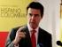 """BOGOTÁ (COLOMBIA), 18/09/2015. El ministro de Industria, Energía y Turismo de España, José Manuel Soria, habla hoy, viernes 18 de septiembre de 2015, durante la conferencia """"Oportunidades en los sectores de Industria, Energía y Turismo en Colombia"""" en la Cámara de Comercio Hispano - Colombiana de Bogotá (Colombia). En la conferencia el Ministro habla sobre las oportunidades de inversión en el país suramericano. La misión empresarial de Soria se trasladará el sábado a Cartagena de Indias, donde el Ministro dará una rueda de prensa en compañía de la ministra colombiana de Comercio, Industria y Turismo, Cecilia Álvarez-Correa, y del presidente de la Cámara de Comercio de España, José Luis Bonet. EFE/LEONARDO MUÑOZ"""