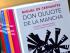 La RAE reedita Don Quijote.  Foto de www.rae.es
