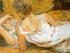 """""""Les deux amies"""" de Toulouse-Lautrec (1892)."""