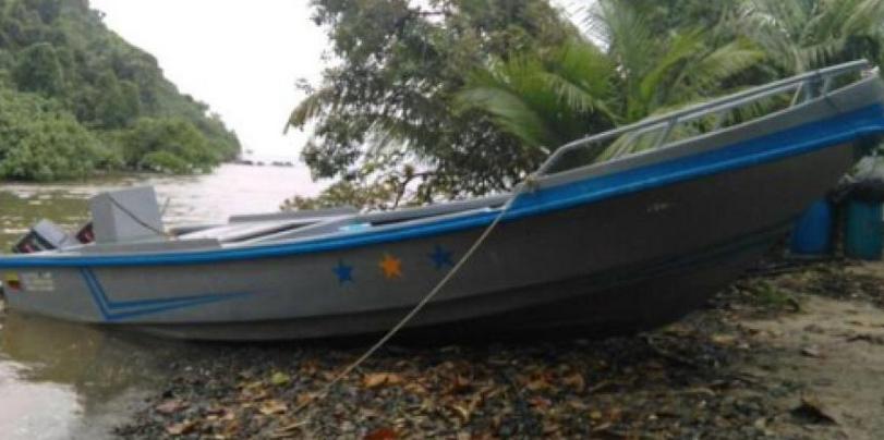Tres náufragos ecuatorianos llegan a isla en el Pacífico de Costa Rica