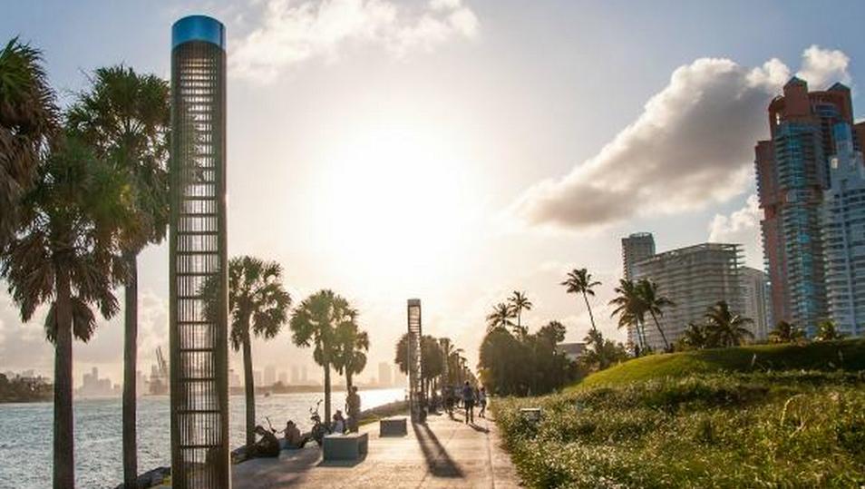 Un nuevo diseño urbanístico transformará el corazón de Miami Beach en EE.UU.