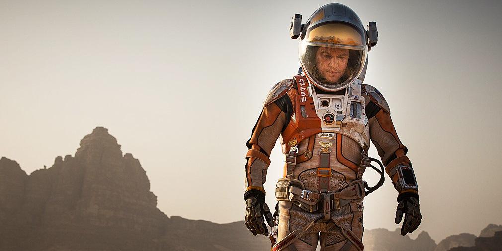 """""""The Martian""""."""