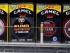 En esta imagen del viernes 17 de julio de 2015, cigarrillos, Camel Crush Bold, una marca de R.J. Reynolds Tobacco Co., expuestos en una tienda Smoker Friendly en Pittsburgh. La Administración de Alimentación y Fármacos prohibió el martes 15 de septiembre de 2015 la venta de Camel Crush Bold y otras tres marcas de cigarrillos que no pasaron los nuevos requisitos de seguridad de la agencia. (AP Foto/Gene J. Puskar)