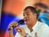 El Presidente de la República, Rafael Correa, presentó su informe semanal de actividades en el Enlace Ciudadano 442 desde Lumbisí, en Quito. Foto: Carlos Silva / Presidencia de la República