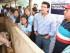 Técnicos de la Dirección de Productividad y Desarrollo (Diprodes) brindan capacitación a los estudiantes de La Manga del Cura. Foto: Prefectura del Guayas