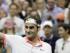 Flushing Meadows (Estados Unidos) , 11/ 09 / 2015.- Roger Federer de Suiza reacciona después de derrotar a Stanislas Wawrinka de Suiza durante sus Semifinales ronda en la duodécima jornada del Campeonato US Open Tennis 2015 en el Centro Nacional de Tenis USTA en Flushing Meadows , Nueva York, EE.UU. , 11 de septiembre de 2015. El US Open se ejecuta hasta el 13 de septiembre, que es un retorno a un calendario de 14 días . ( Abierto, Tenis , Suiza , Estados Unidos) EFE / EPA / JASON SZENES