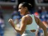 La italiana Flavia Pennetta festeja un punto ante Petra Kvitova en los cuartos de final del US Open el miércoles, 9 de septiembre de 2015, en Nueva York. (AP Photo/David Goldman)