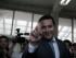 El candidato por el partido Frente de Convergencia Nacional (FCN) Jimmy Morales, uno de los favoritos en las encuestas de intención, vota el domingo 6 de septiembre de 2015, en las elecciones generales del país, en Ciudad de Guatemala (Guatemala). EFE/Esteban Biba