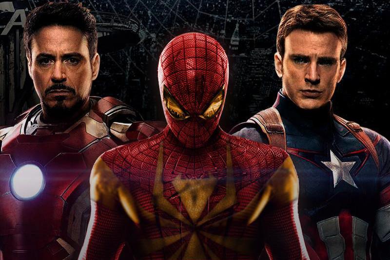 Spiderman jugará un rol muy importante en la Civil War de Marvel