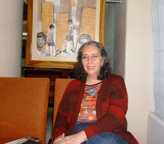 Marcela Lagarde, política, activista y académica mexicana.