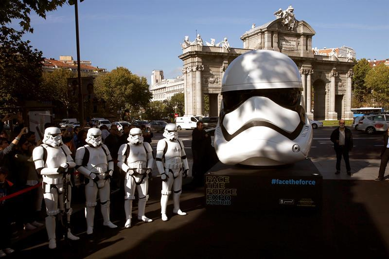 Star wars Madrid