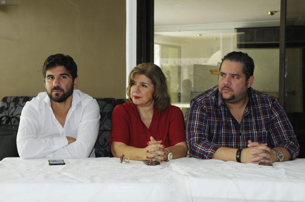 Guayaquil 5 de Octubre del 2015. Abdalá Bucarám, anunció demandas contra el estado. Fotos: Marcos Pin / API