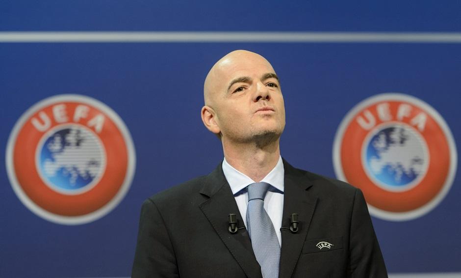 LA UEFA PRESENTARÁ A INFANTINO A LA FIFA EN VEZ DE PLATINI, SEGÚN «L'ÉQUIPE»