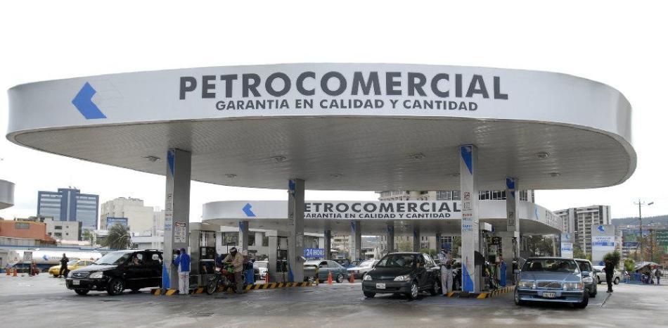 gasolineras petroecuador