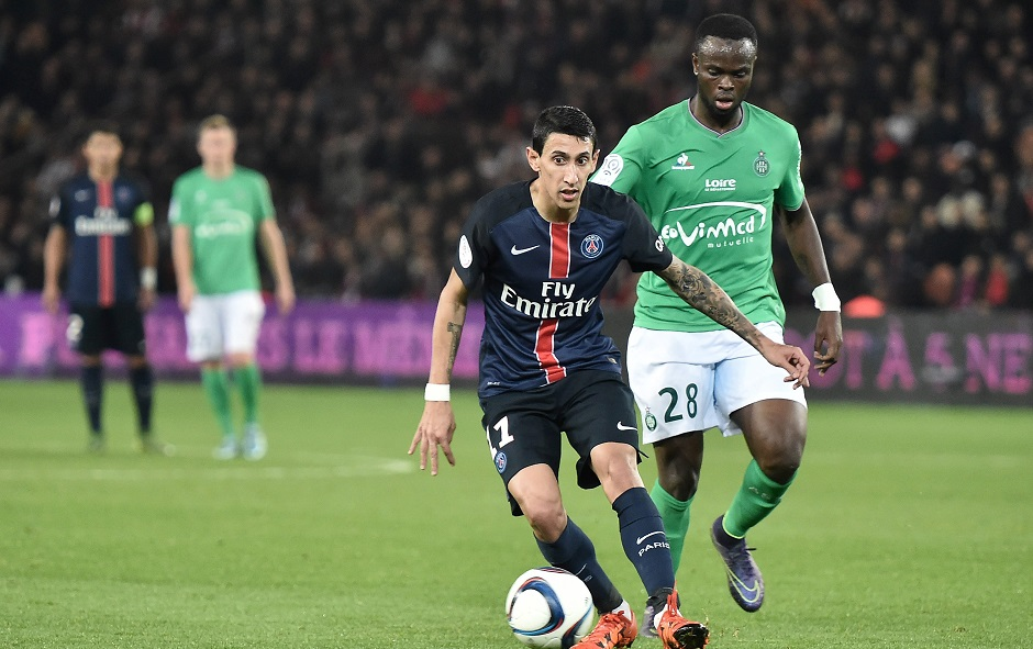 PSG vs AS Saint Etienne