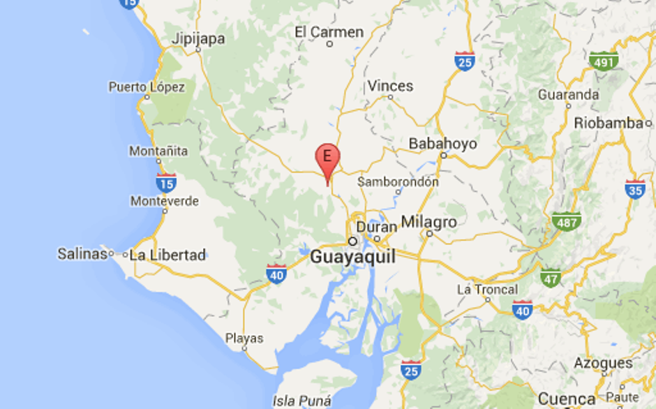 temblor guayas