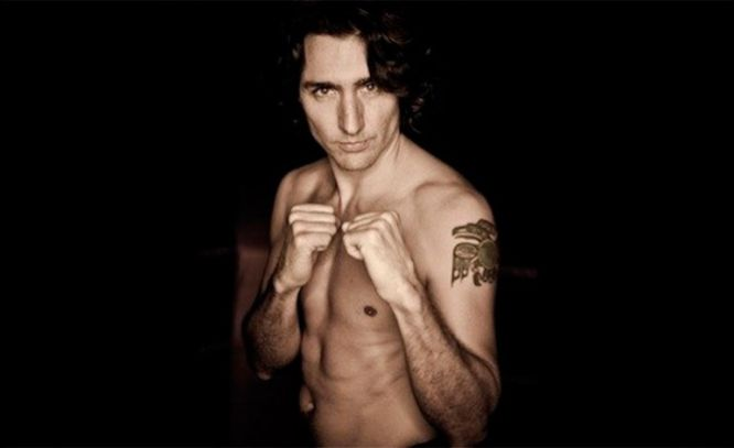 Justin Trudeau.