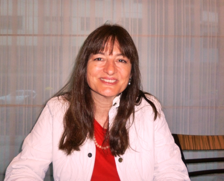 Estela Díaz, foto LaRepública