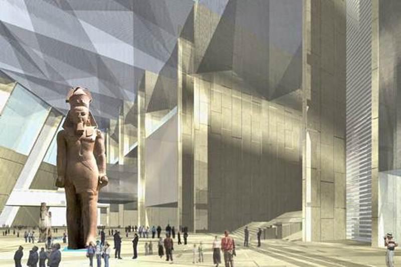 Gran Museo Egipcio  Foto: sobreegipto.com